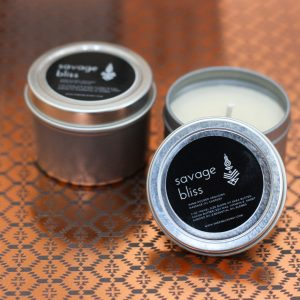 Soy Massage Oil Candles - www.speakeasynoir.com